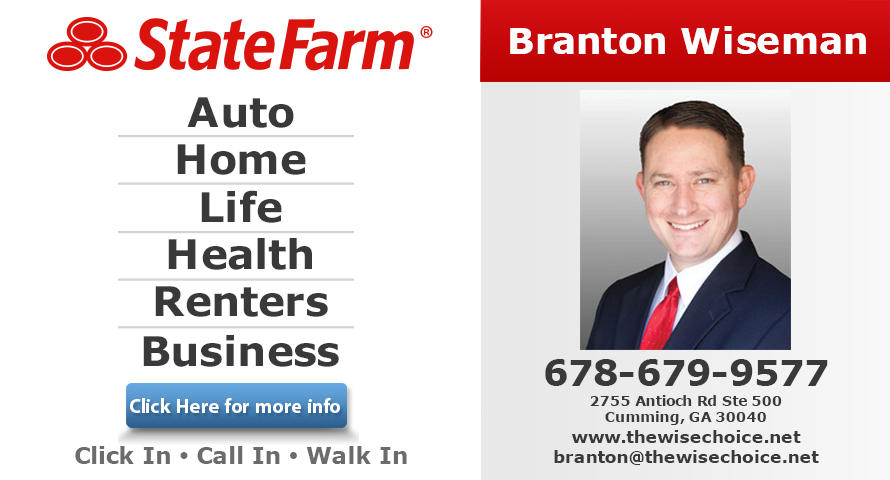 Branton Wiseman - State Farm Insurance Agent image 0