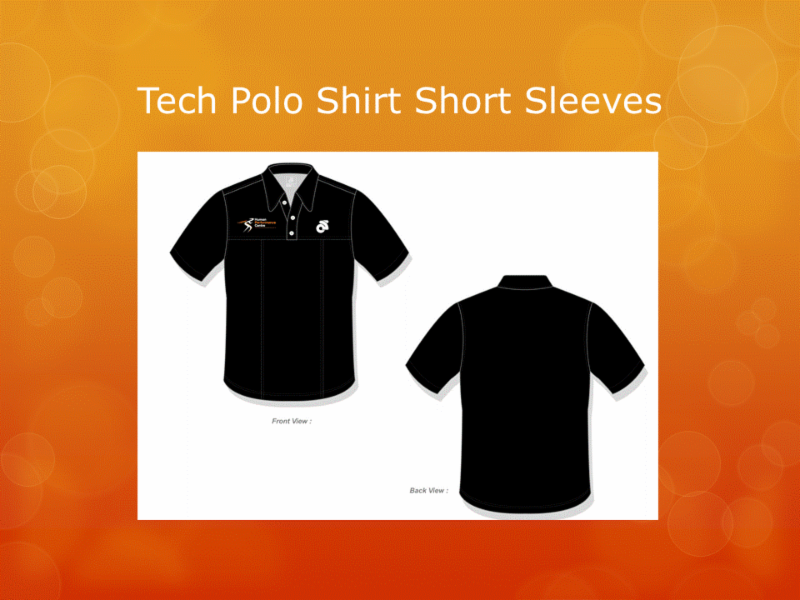Human Performance Centre in Saint John: Are you in need of some HPC active wear? We can help!   Here is our Tech Polo Short Sleeved Shirt.