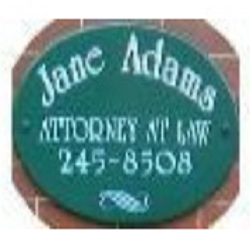 Jane Adams, Attorney at Law