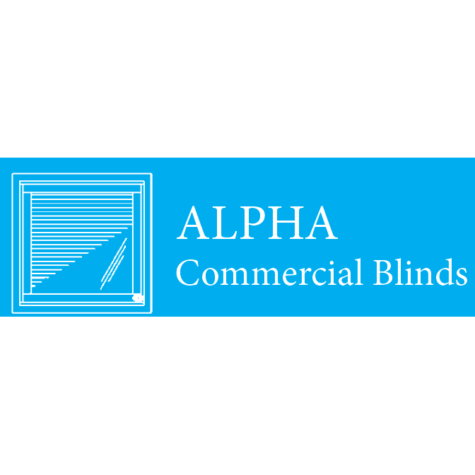 Alpha Commercial Blinds