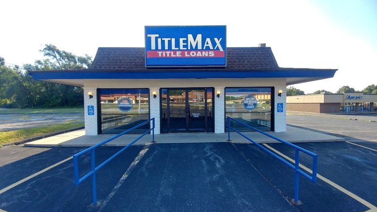 TitleMax Title Secured Loans in Springfield, MO 65807 ...