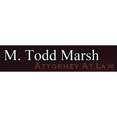 M. Todd Marsh Attorney