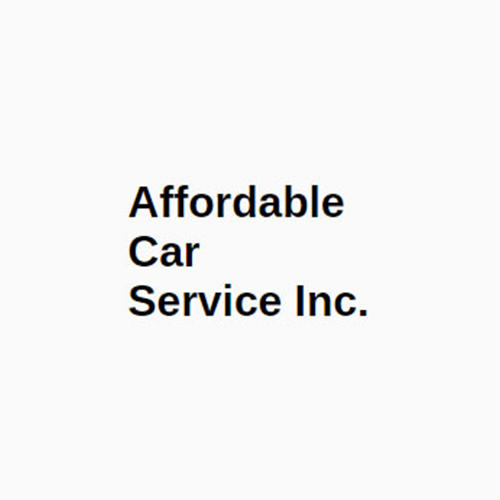 Affordable Car Limo Service Inc.