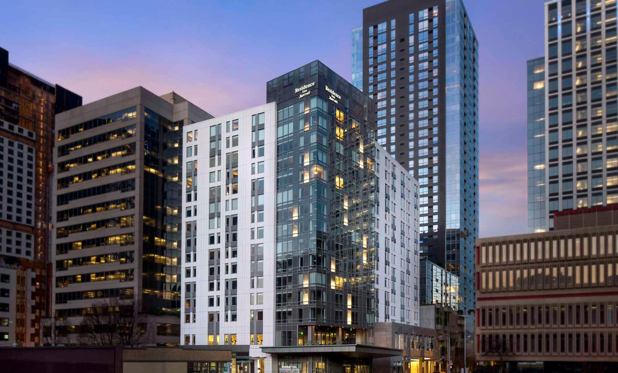 Residence Inn by Marriott Seattle Downtown/Convention Center
