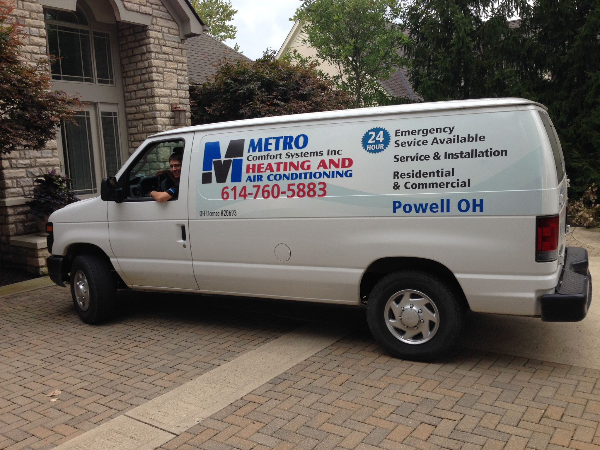 Metro Comfort Systems Heating And Air Conditioning In