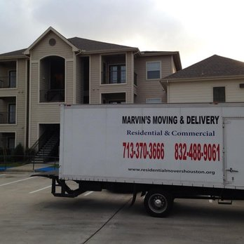 Marvin's Moving & Delivery