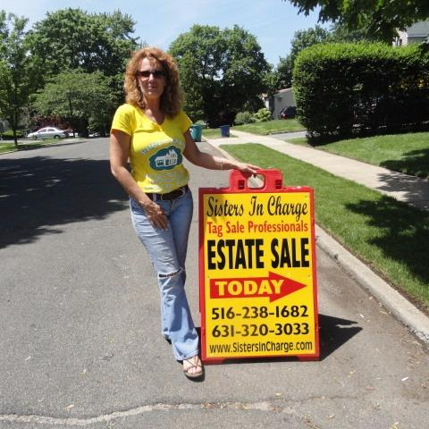 SISTERS IN CHARGE TAG SALES PROFESSIONALS
