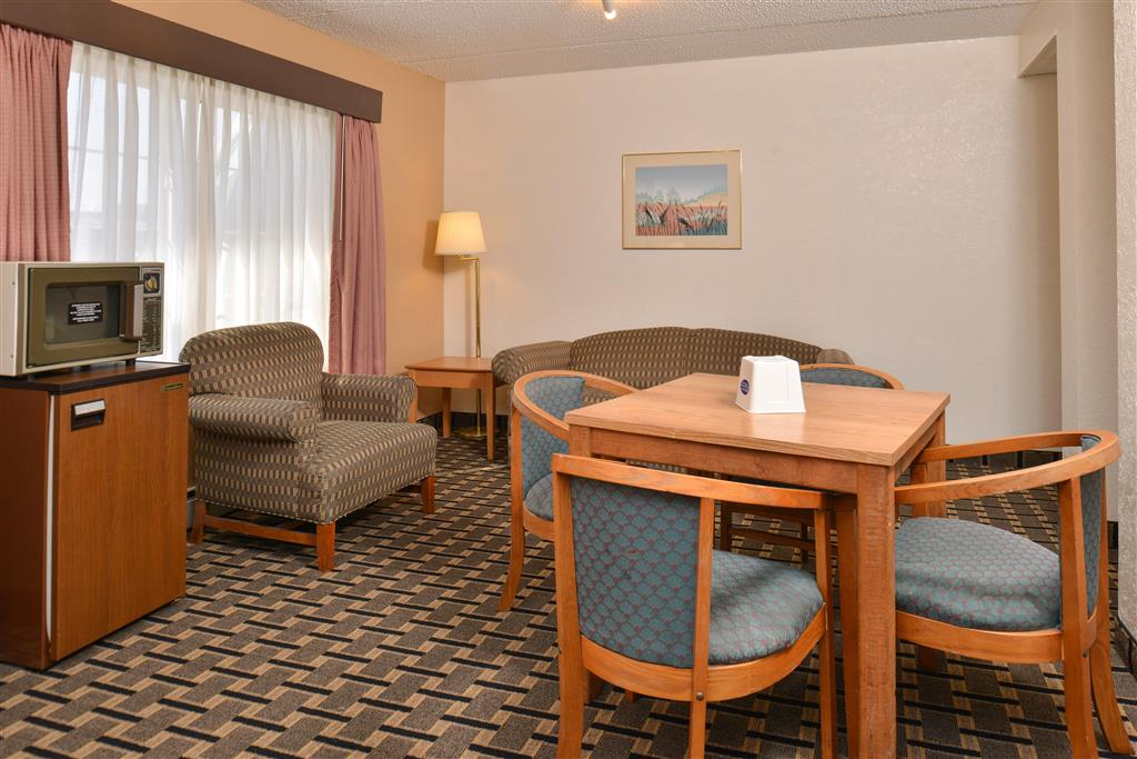 Family Suite Amenities