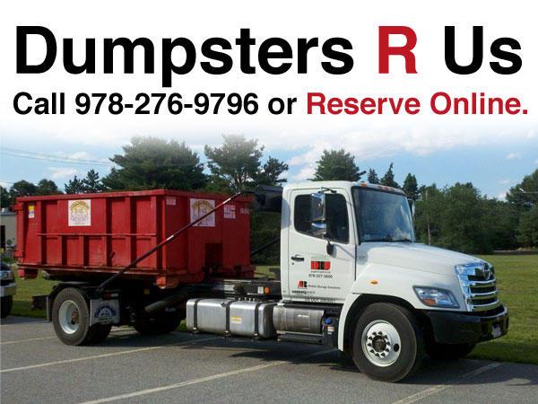 Dumpsters R Us, Inc
