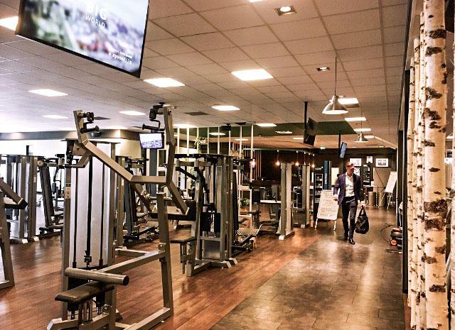 McFIT Fitnessstudio, Bei der Lohmühle 7 in Lübeck