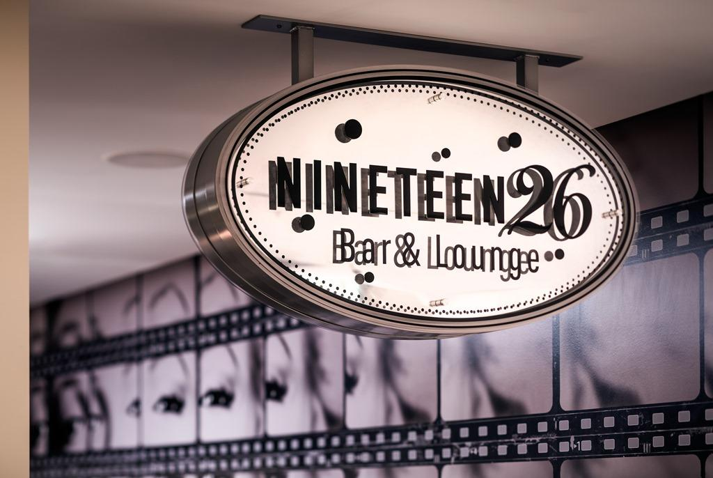 Nineteen26 Bar & Lounge - Experience Hollywood's Golden Age within a modern setting at one of the best bars in Burbank, California. Following a star-studded evening, retreat to your spacious hotel sui
