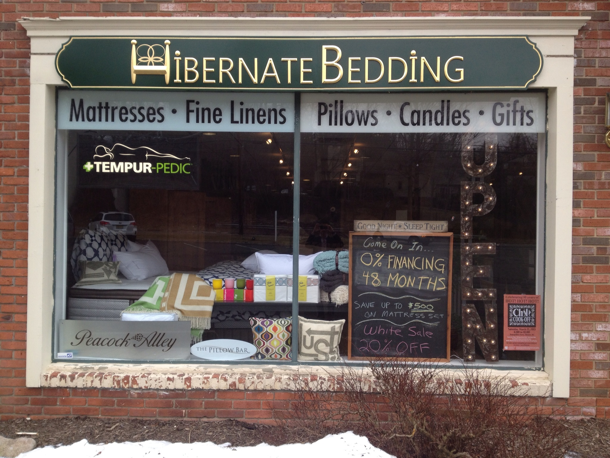 Hibernate Bedding
