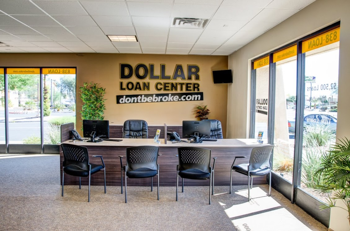 Dollar Loan Center at 1386 E Flamingo Road, Las Vegas, NV on