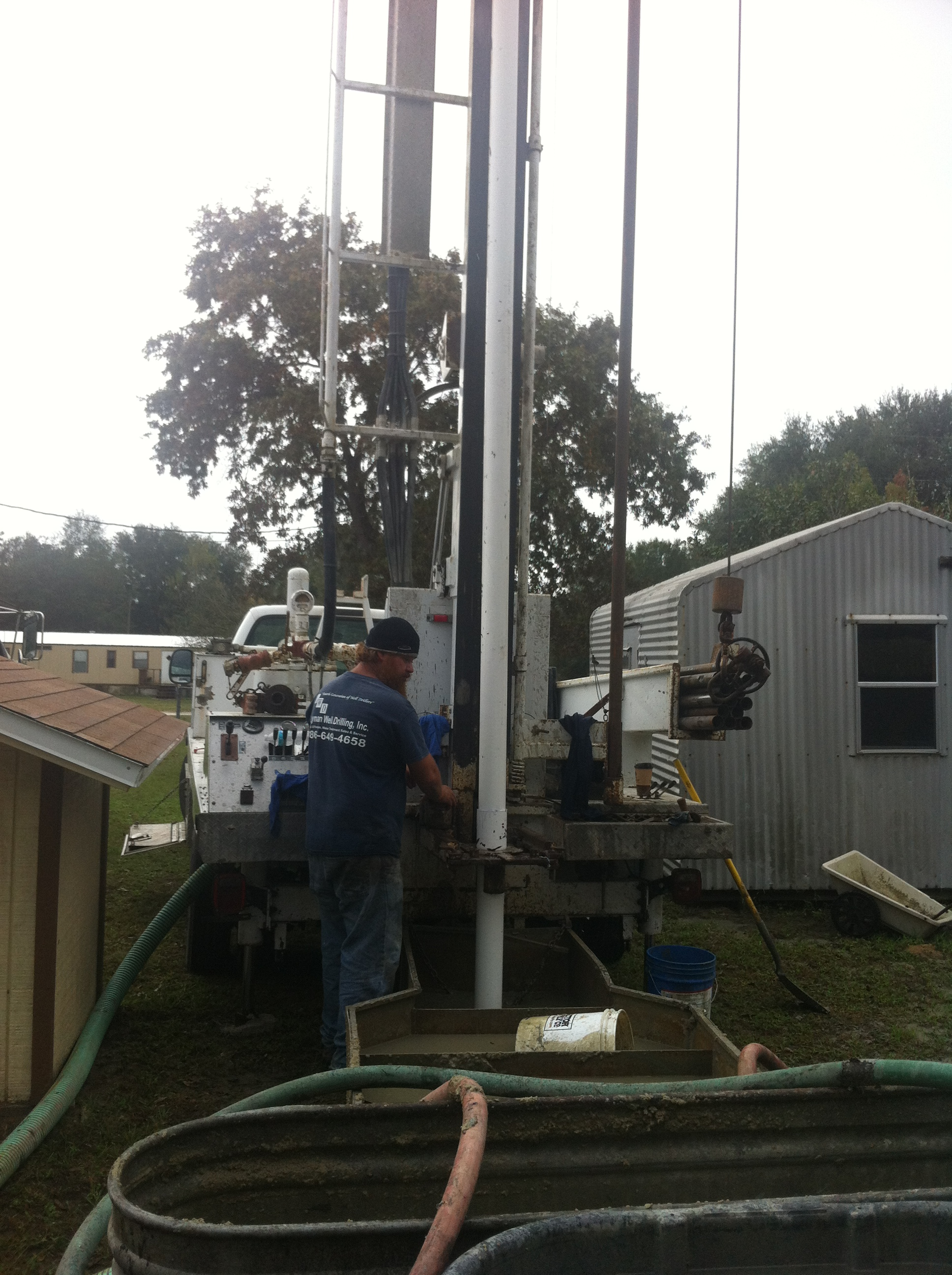 Layman Well Drilling image 1