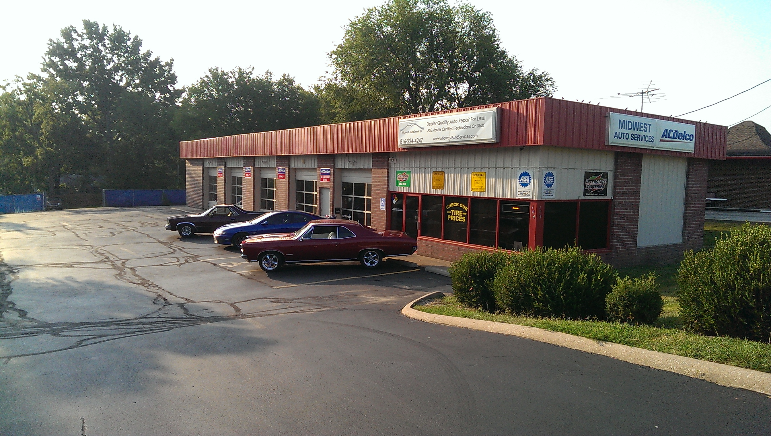 Midwest Auto Services - Blue Springs, MO 64014 - (816)224-4247 | ShowMeLocal.com
