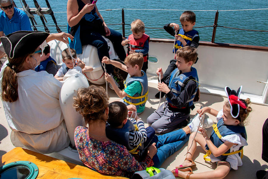 Yorktown Sailing Charters image 1
