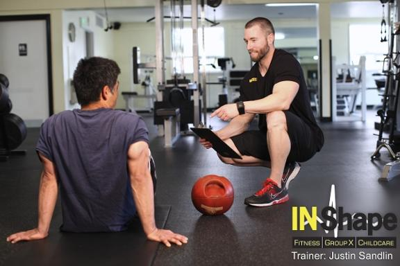 In Shape Athletic Club image 2