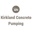 Kirkland Concrete Pumping