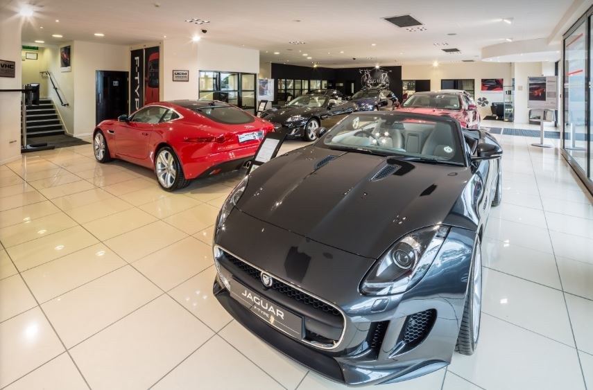Car Dealers Staffordshire