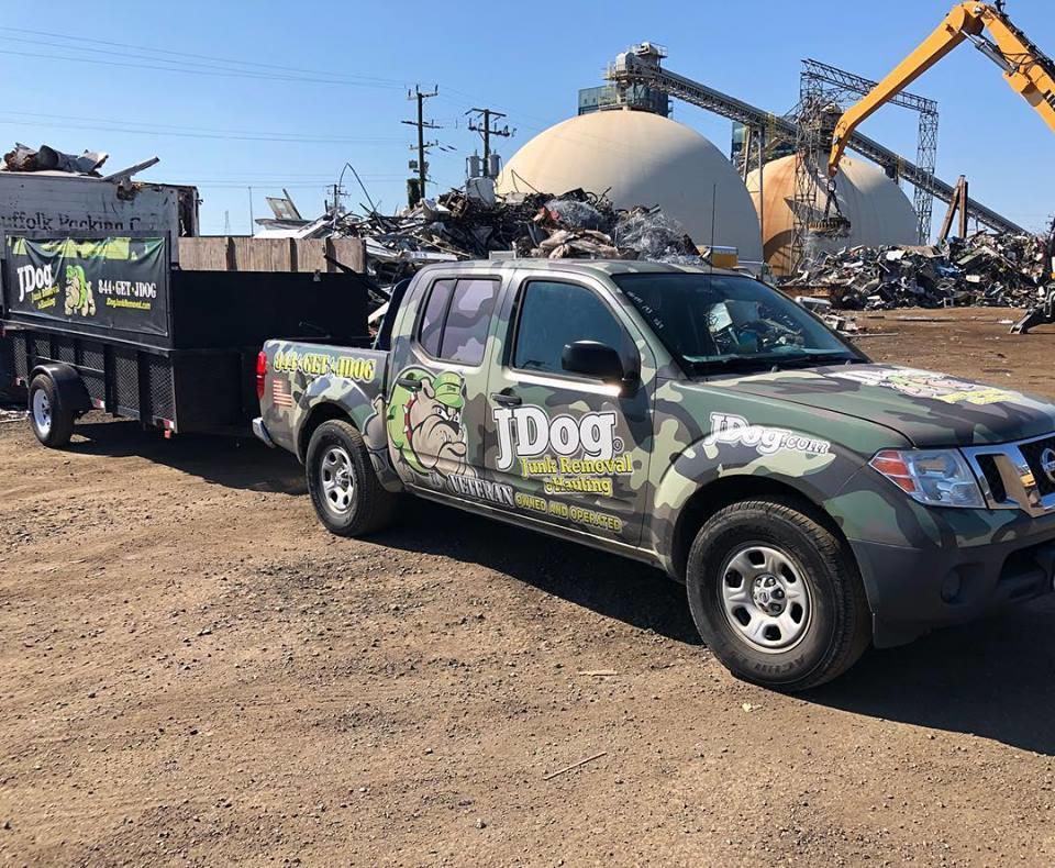 JDog Junk Removal & Hauling Chesapeake image 0