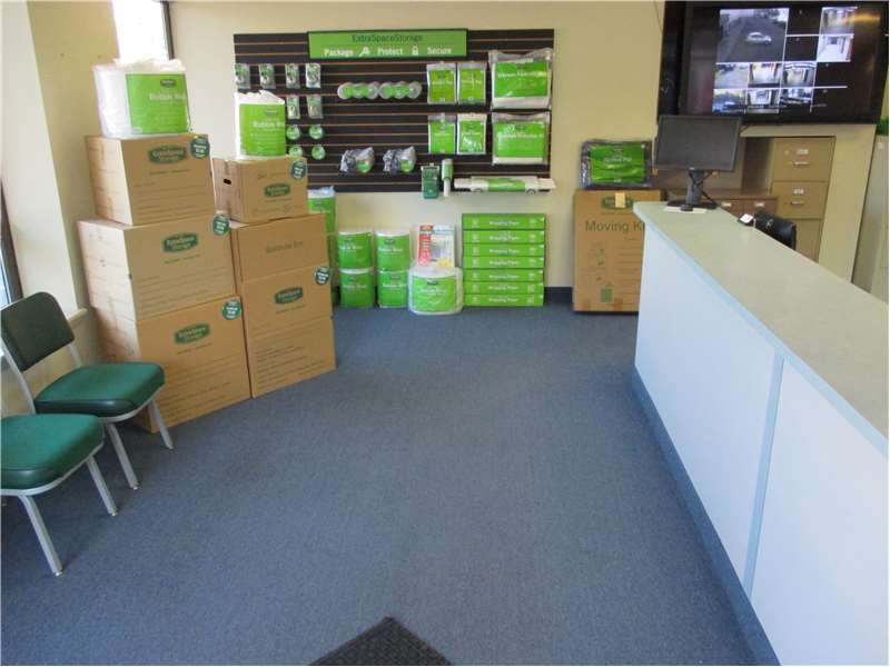 Extra Space Storage 4950 Nicholson Ct Kensington Md 20895