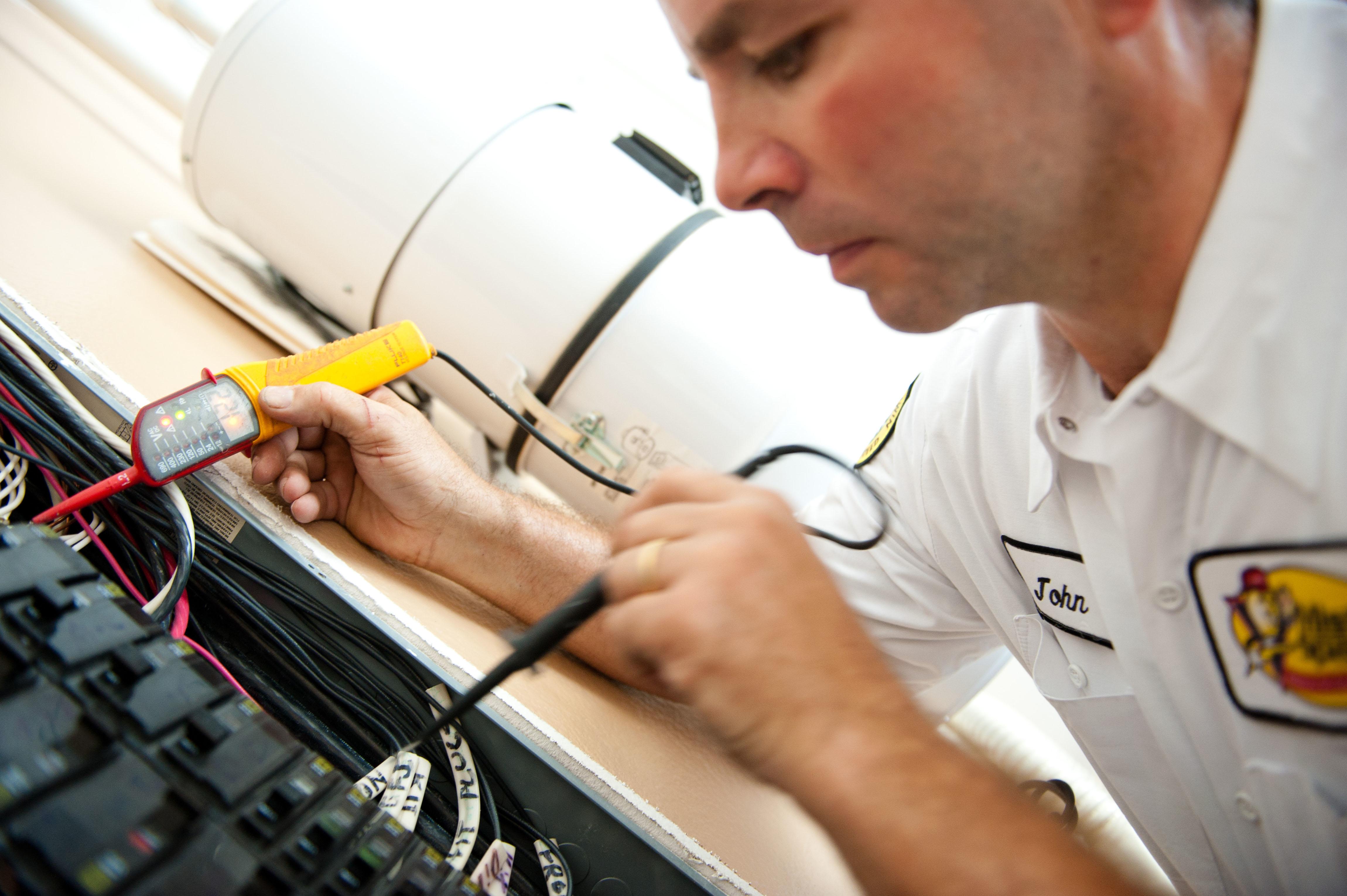 Mister Sparky Electrician Katy image 10