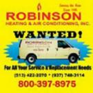 Robinson Heating & Air Conditioning, Inc.