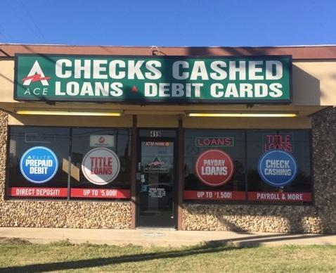 Payday Loans Bridgeport, TX