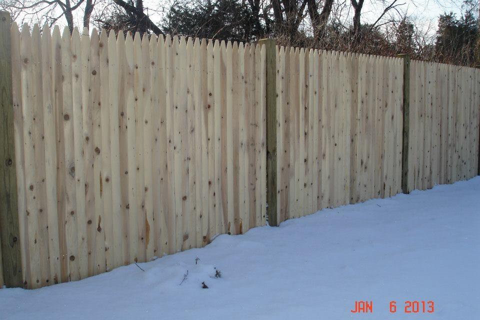 Bump Fence Inc image 12