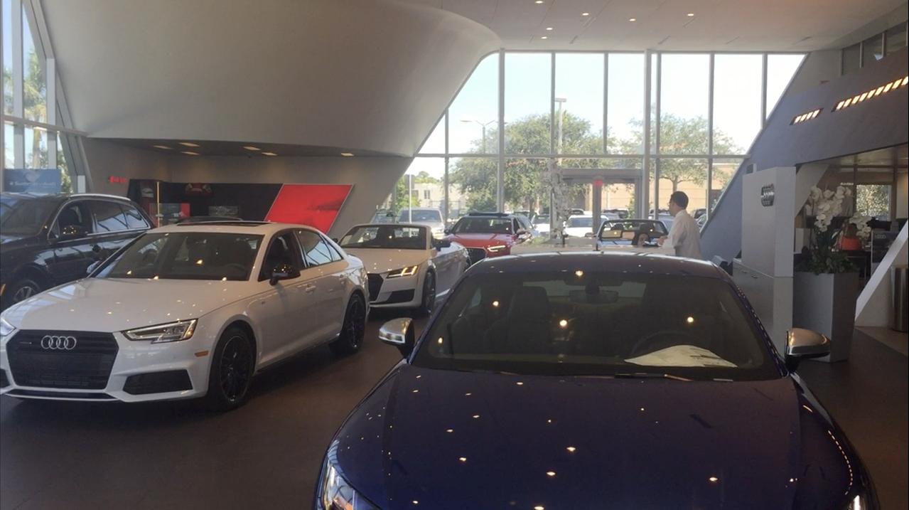 Audi Stuart Audi Dealer Stuart FL - Audi stuart
