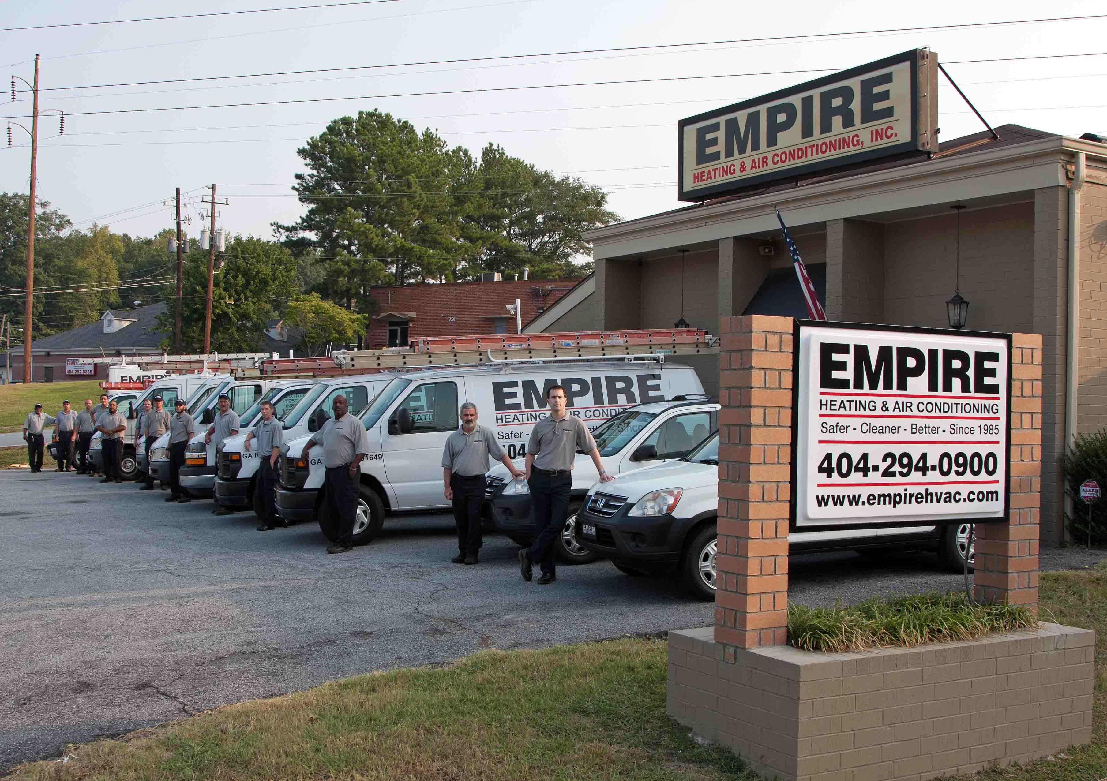 Empire Heating And Air Conditioning In Decatur Ga