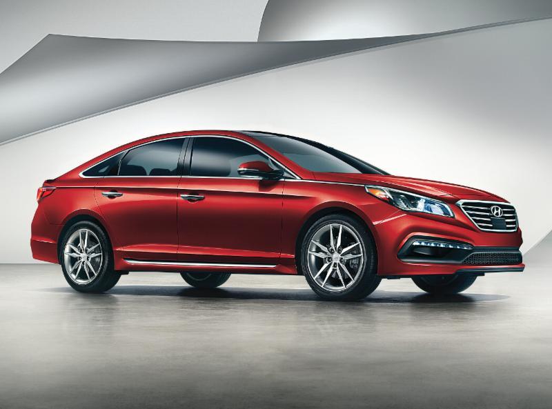 Hyundai Beauce à Saint-Georges: Sonata
