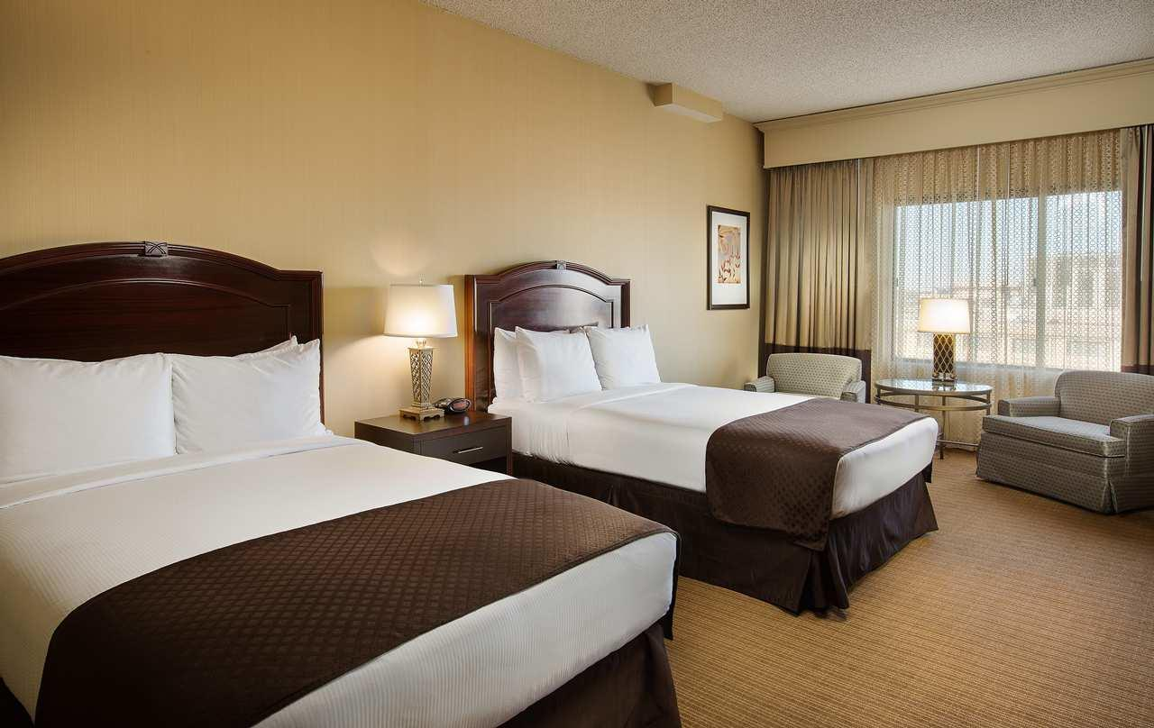 DoubleTree By Hilton Hotel Chicago OHare Airport Rosemont - Chicago map rosemont
