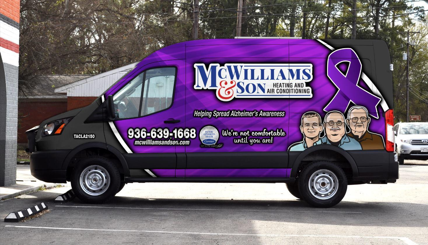 McWilliams & Son Heating and Air Conditioning