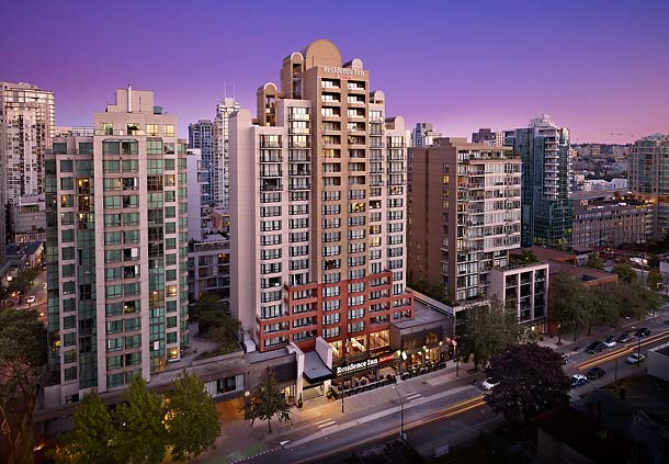 Residence Inn Vancouver Downtown in Vancouver