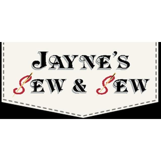 Jayne's Sew & Sew