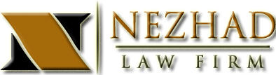 Nezhad Law Firm - ad image