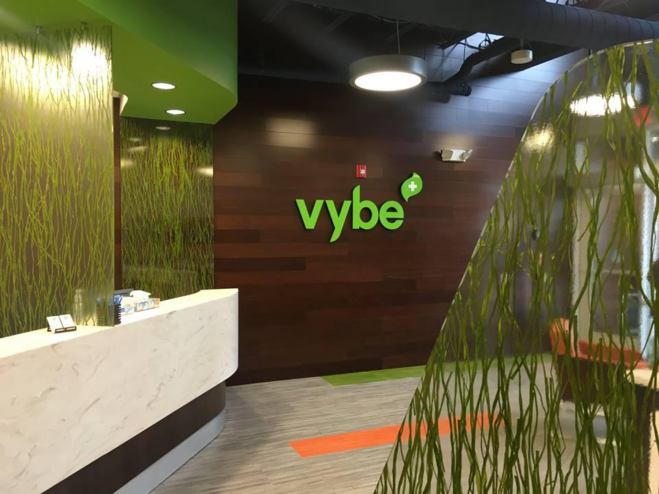 vybe urgent care Center City