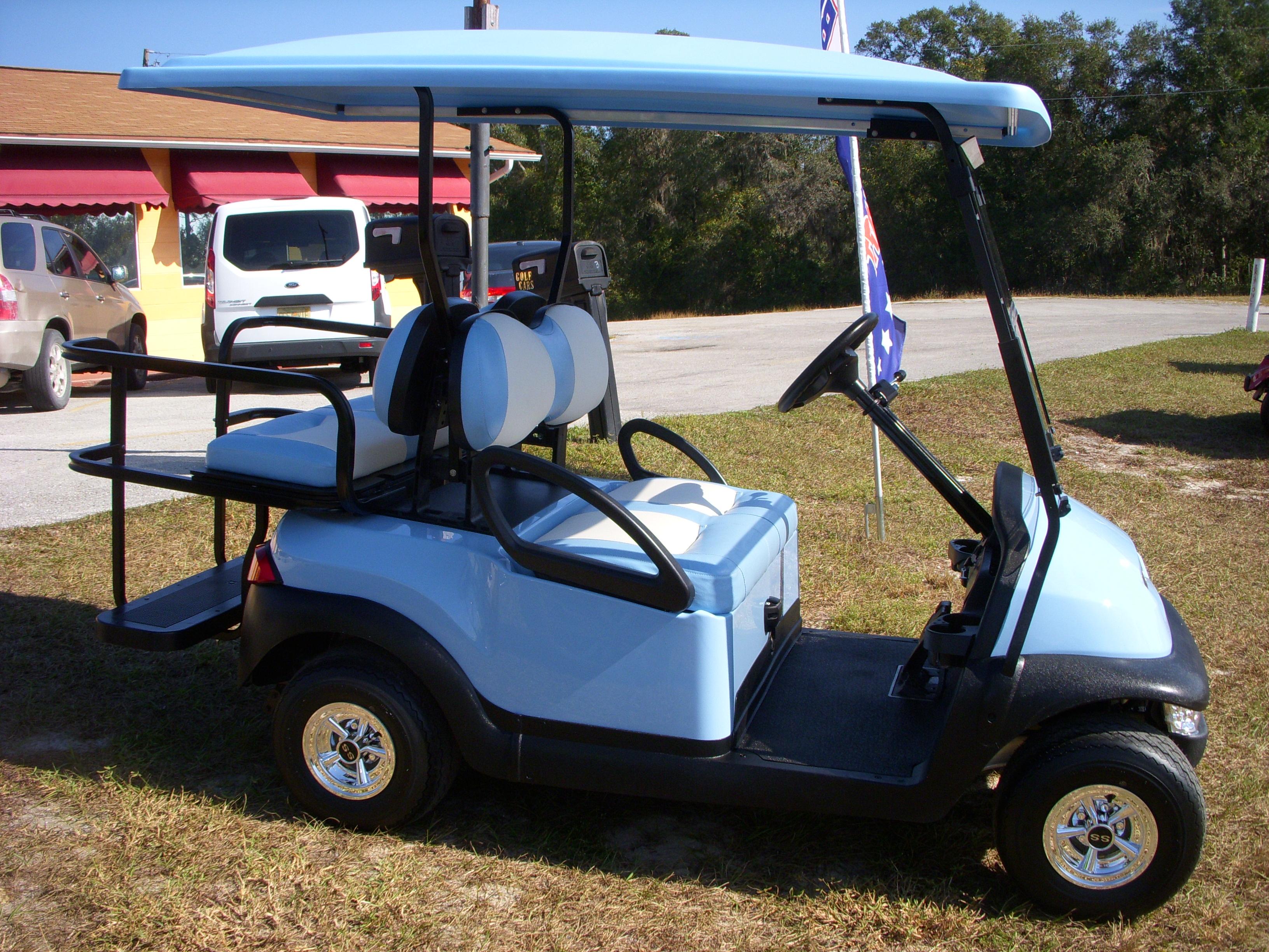 STM Golf Carts image 1