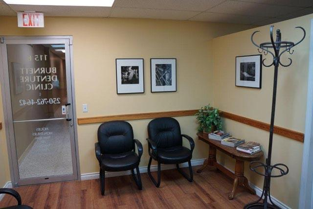 Burnett Denture Clinic in Kelowna