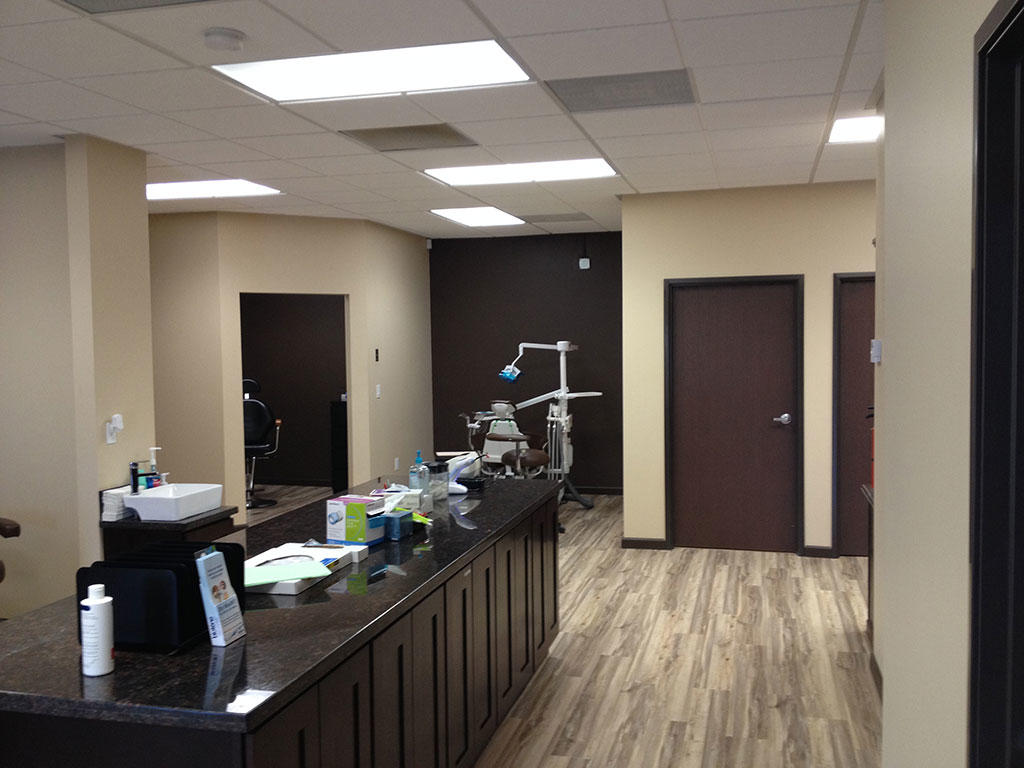 Dental Build Out by Customz Design & Builder image 0