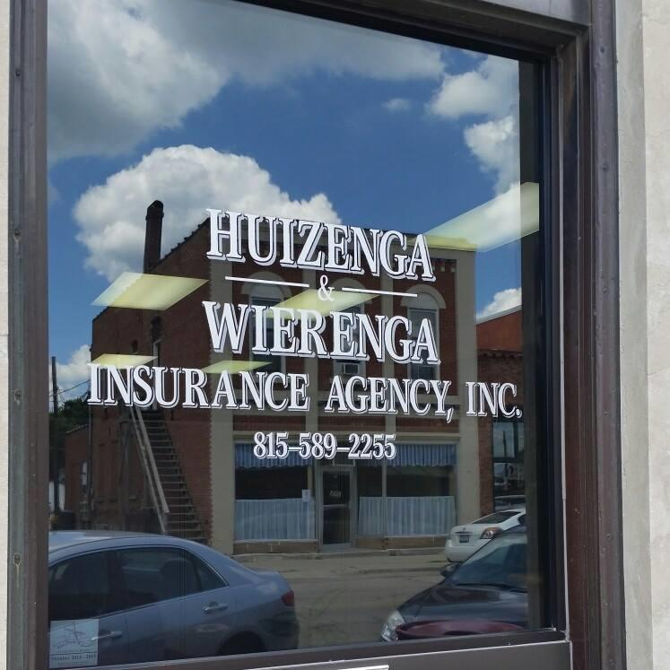 Huizenga and Wierenga Insurance Agency, Inc.