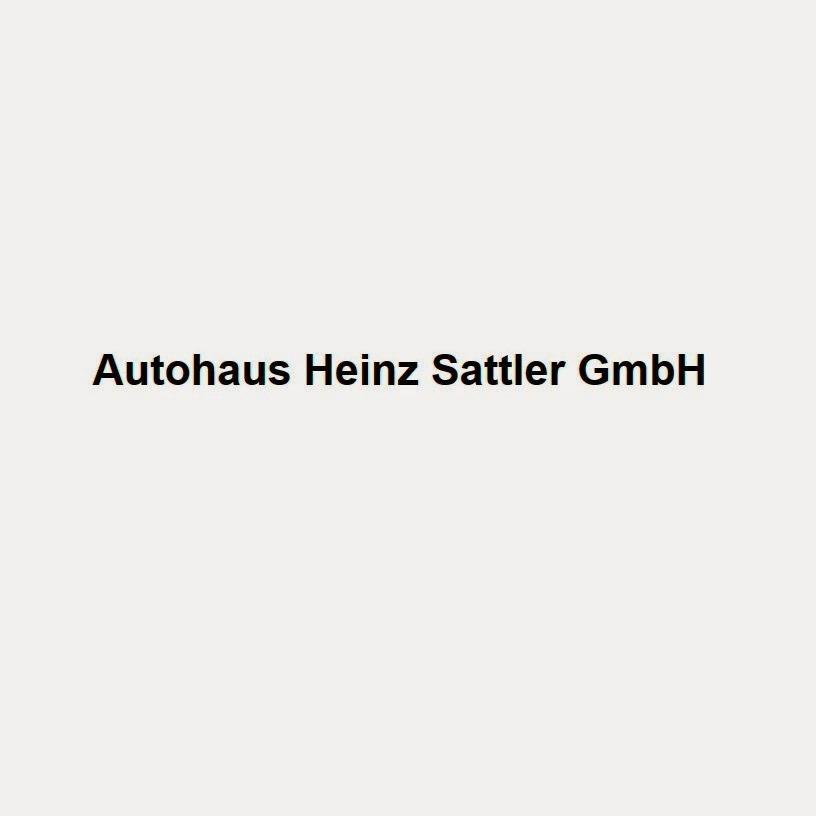 Heinz Sattler GmbH
