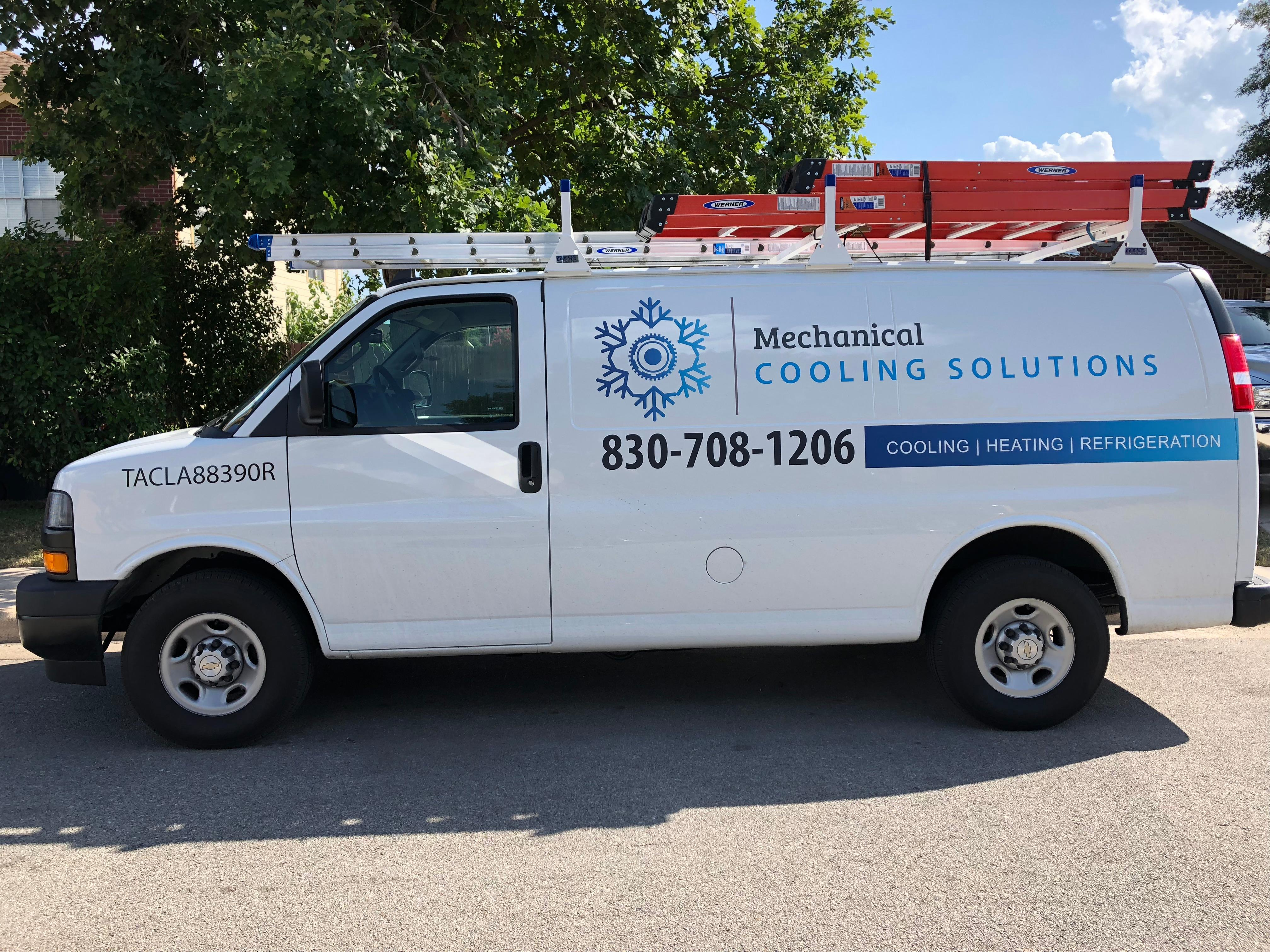 Mechanical Cooling Solutions LLC image 0