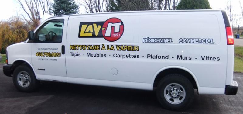 Lav-It Inc à Notre-Dame-des-Prairies