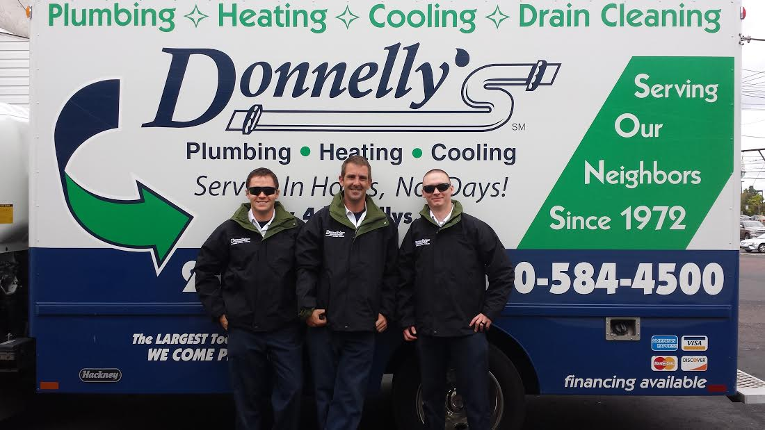 Donnelly's Plumbing Heating and Cooling image 3