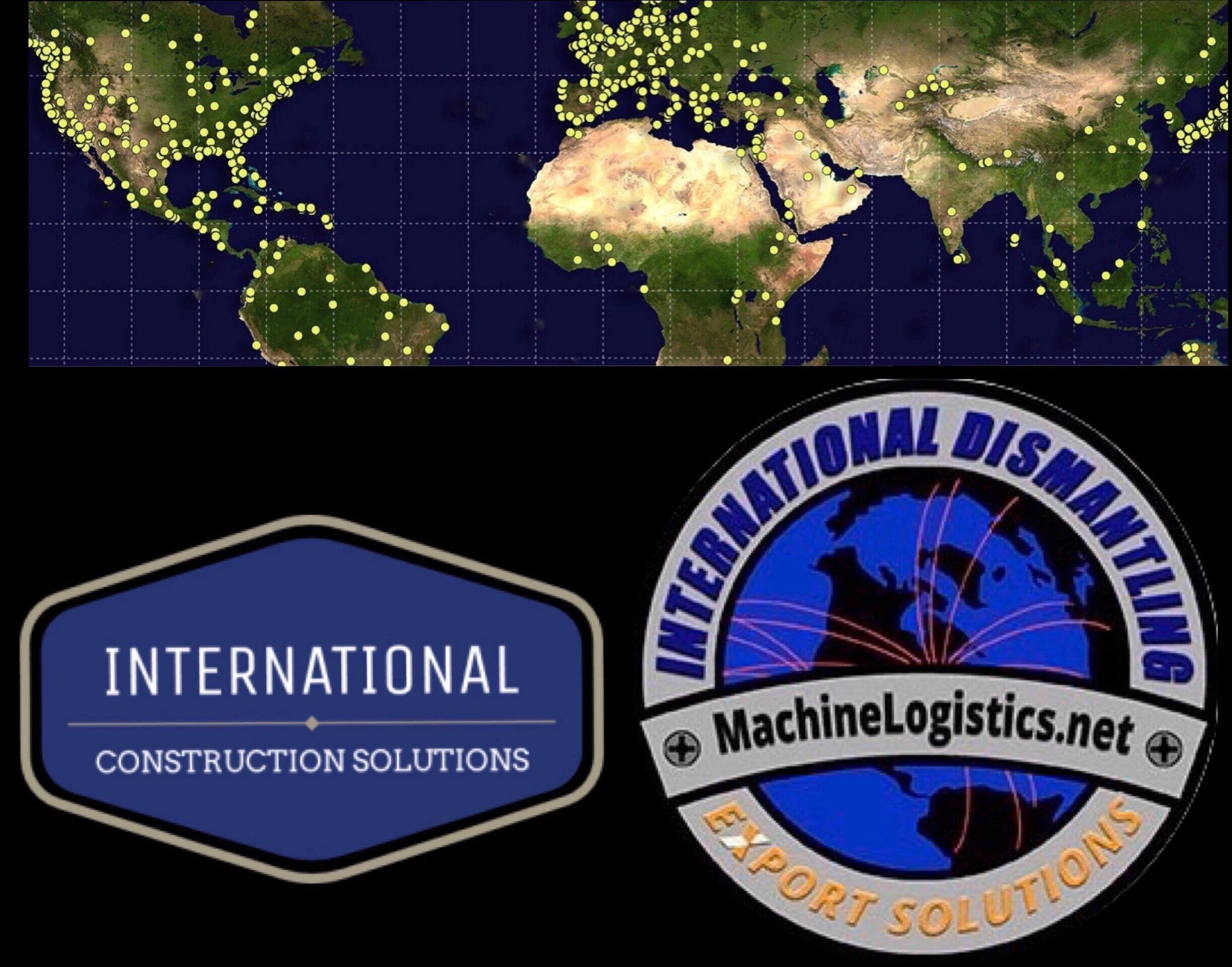 Machine Export Crating Logistics image 0