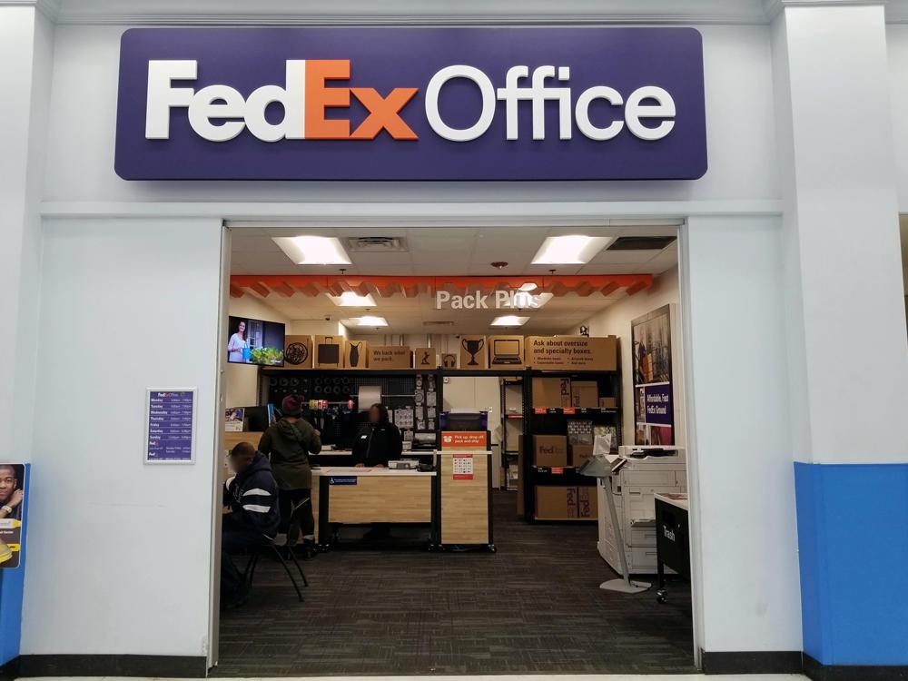 FedEx Office Print & Ship Center (Inside Walmart) image 4