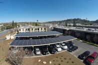 Carport Solar System Installation in Mission Valley