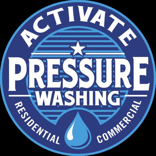 Activate Pressure Washing Logo
